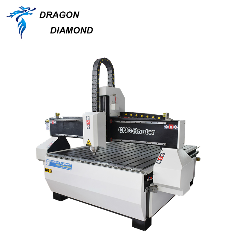 Vacuum Table CNC Router Machine