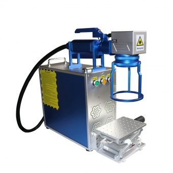 Handheld Fiber Marking Laser Machine