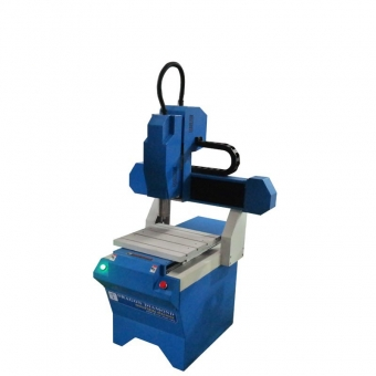 Mini 5 Axis Stone Metal Cnc Engraving Machine
